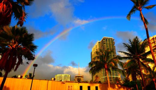 ハワイは11月の雨季だって最高!海に入れる時間帯とおすすめのイベント