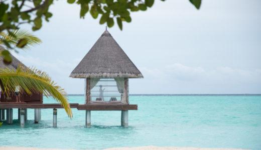 【モルディブ】水上スパで至福の時間|リゾートホテルで受けたアナンタラスパが最高