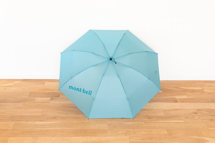 モンベル 折りたたみ傘