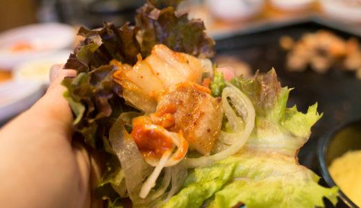 【韓国】鍾路のおすすめグルメ|おいしいサムギョプサルが食べられるお店