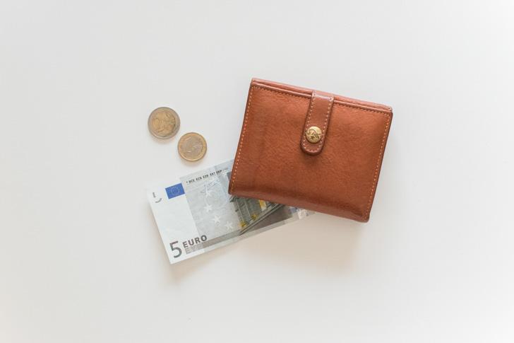 海外用の財布