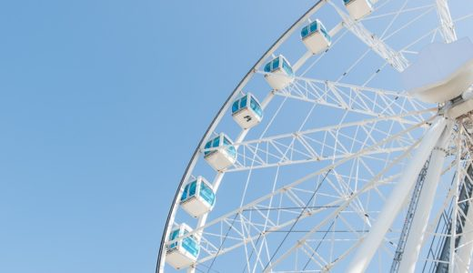 ヘルシンキの観覧車 SkyWheel は眺め最高|子連れで行ける観光スポット