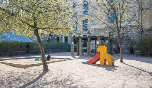 ヘルシンキの子供が喜ぶ遊び場【まとめ】観光地近くの公園が助かる