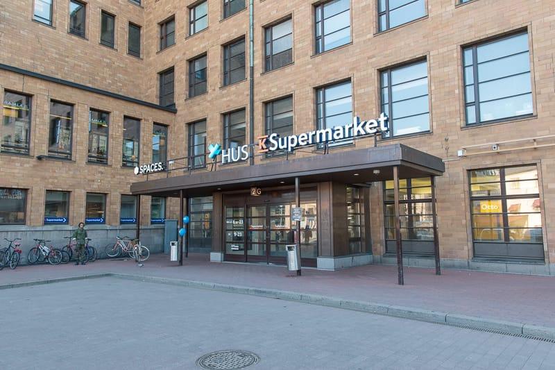 Kスーパーマーケット 中央郵便局店
