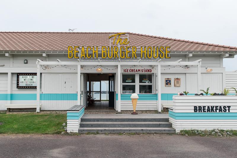 ザ ビーチバーガーハウス