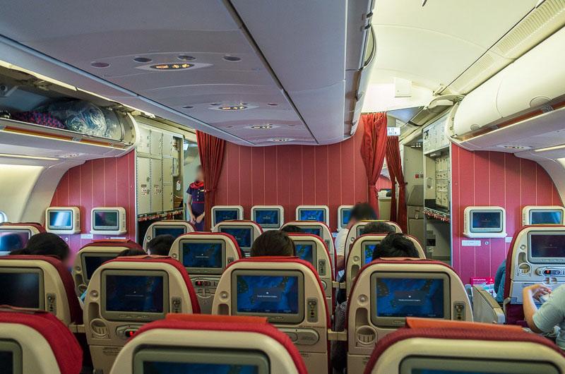 香港航空 A330