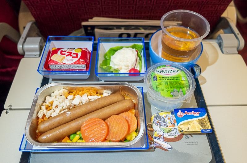 香港航空 チャイルドミール