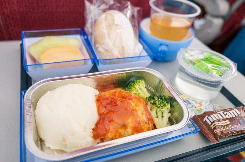 香港航空のチャイルドミール