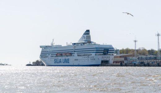 タリンクシリヤラインで船の旅【ヘルシンキからストックホルムへ】船内と食事のようす