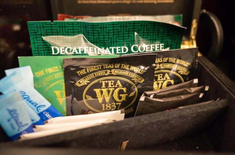 コーヒーや紅茶