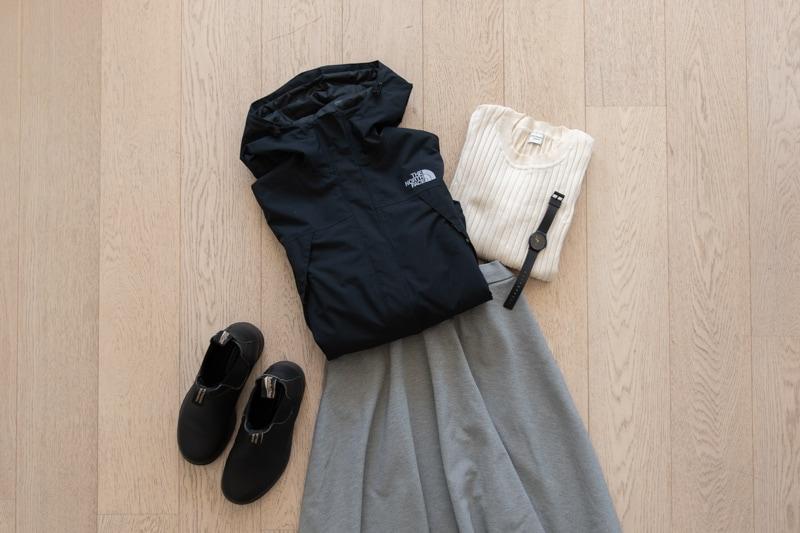 北欧旅行の服装