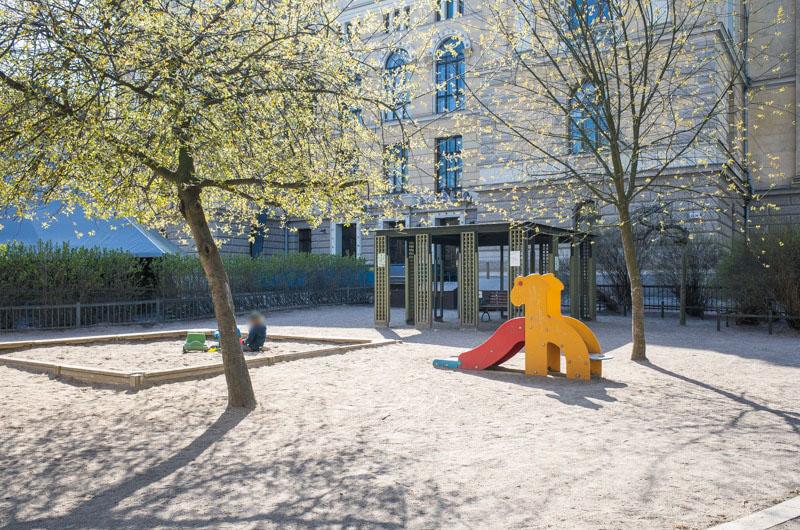 ヘルシンキの公園