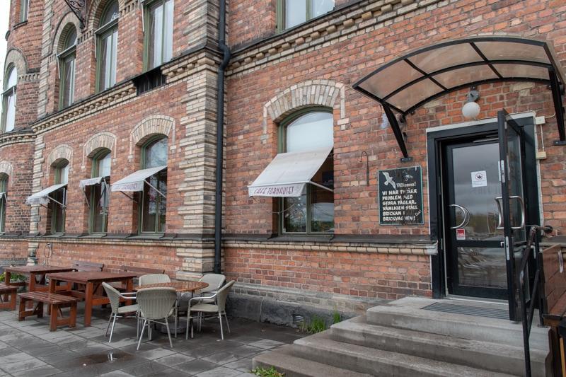 グスタフスベリ のカフェ