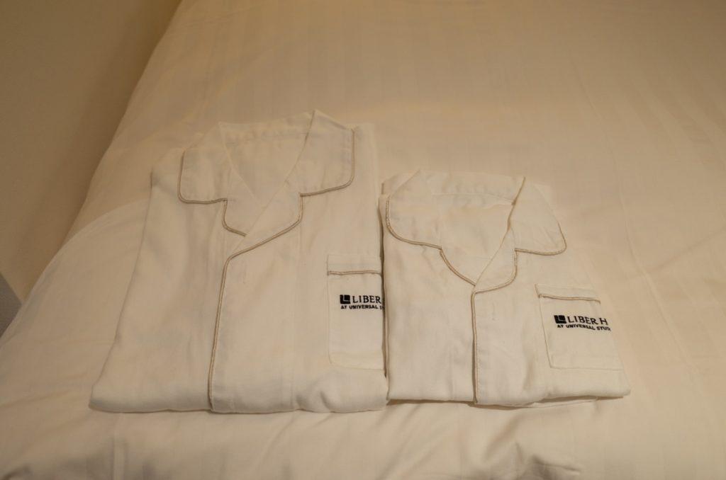 リーベルホテル パジャマ