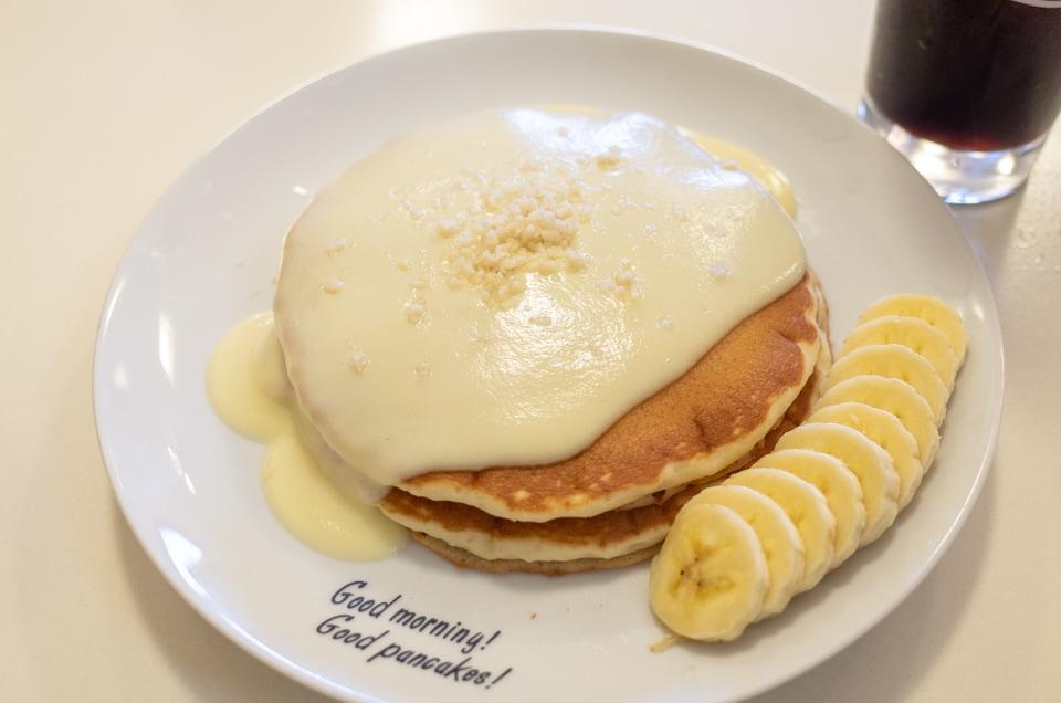 パニラニ ナッツナッツパンケーキ