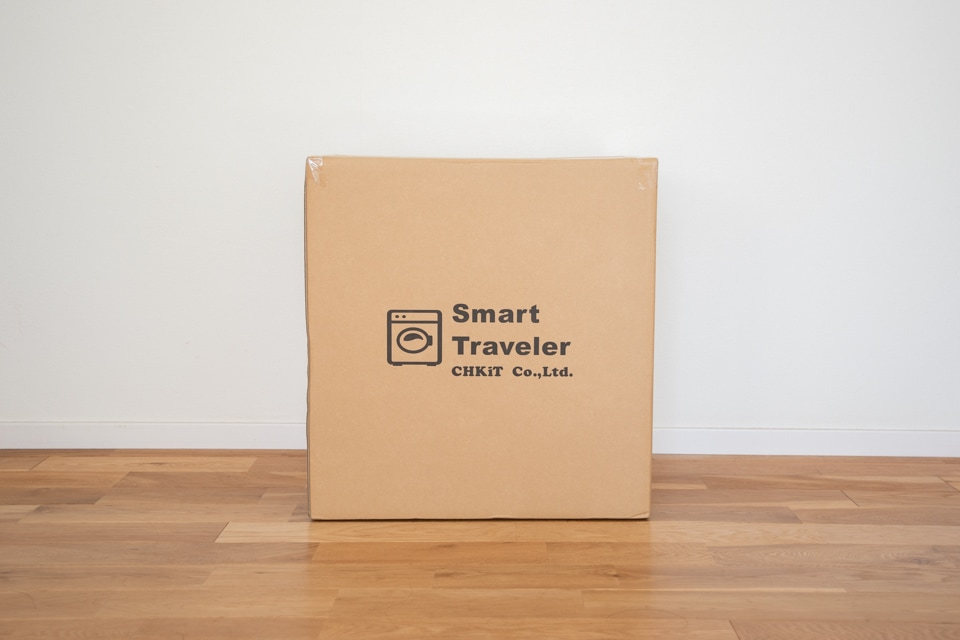 スマートトラベラーの箱