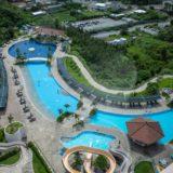 マリオット沖縄のプール