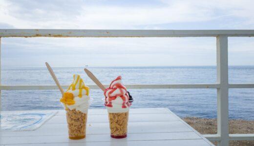 【淡路島】クラフトサーカスが楽しい!海が見えるレストランのメニューや店内のようす
