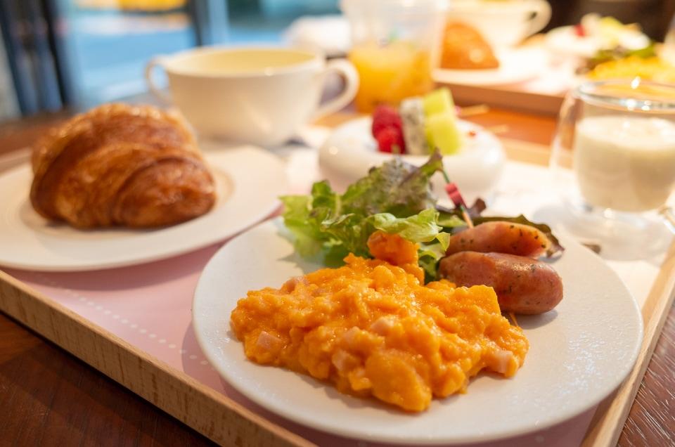 リッツカールトン京都 子どもの朝食
