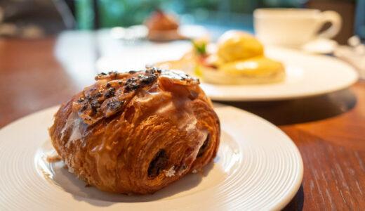 【リッツカールトン京都】朝食のクロワッサンが感動的!メニューやレストランのようす