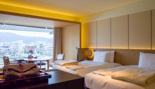 【リッツカールトン京都】子連れ宿泊記|素敵な部屋とルームサービスをレビュー